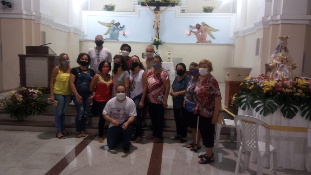 Gev Ramos / RJ celebrates 1 year and performs Mass on Thanksgiving