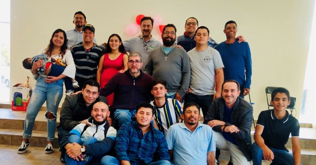 GEV School takes place in Mexico with about 40 participants